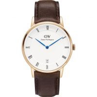 Damen Daniel Wellington Dapper 34mm Bristol Uhren