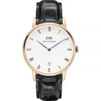 Damen Daniel Wellington Dapper 34mm Reading Watch DW00100118